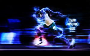 Usain Lightning Bolt HD Wallpaper #2502