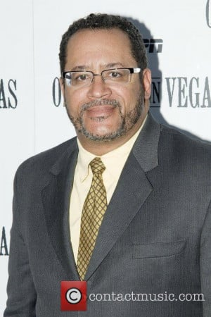 Picture Michael Eric Dyson at the New York City USA Tuesday