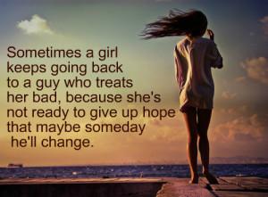 Guys Hurting Girls Quotes
