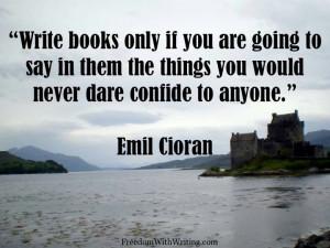 Emil Cioran quote