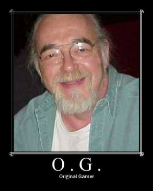 Gary Gygax Pictures