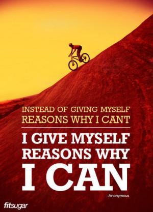 via FitSugar's Motivational Fitness Quotes )