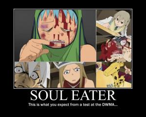 Funny Soul Eater Test Kyuubifan Deviantart