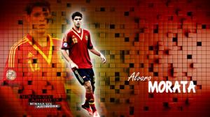 Alvaro Morata Desktop Credited
