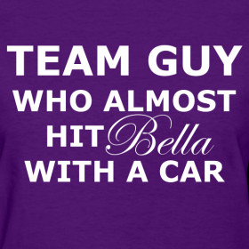 Fancy Team Guy Who Almost Hit Bella With A Car Quotes And Such