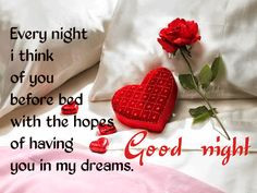 Good night sweetheart!!!...:-) :-) More