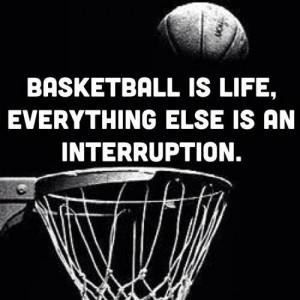 Basketball, quotes, sayings, life, game