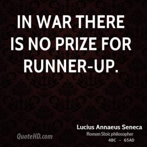 Lucius Annaeus Seneca War Quotes