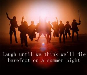 summer nights tumblr quotes