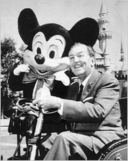In Loving Memory Of Walter Elias Disney