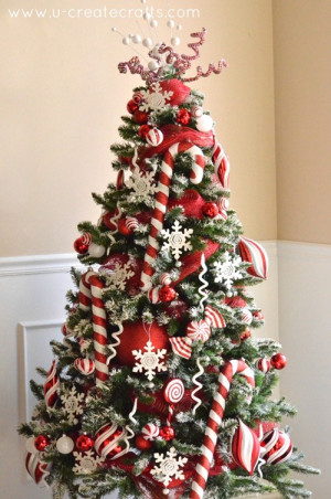 christmas trees themed christmas trees christmas tree ideas christmas ...