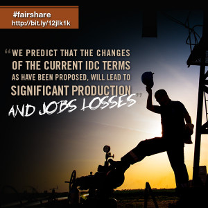 Fairness, Job Creation, Energy Security…and a New Study