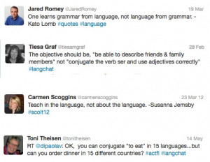 Great quotes for Language Acquisition/ foreign language teaching ...