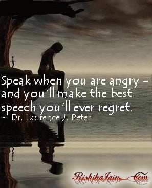 Sayings anger- Inspirational quotes to avoid anger