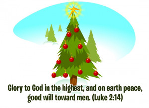 Holidays : Christmas : Peace and Good Will