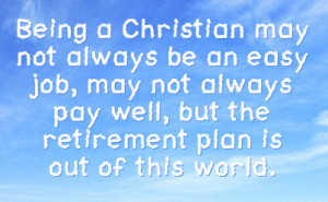 religious retirement quotes