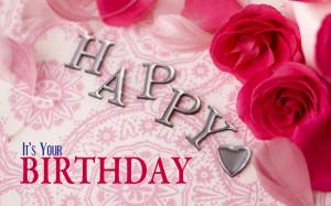 Happy It's Your Birthday