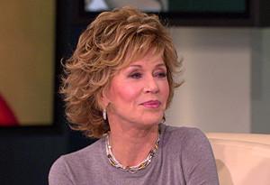 Jane Fonda Short Flippy...