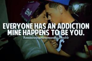 Every one has an addiction,