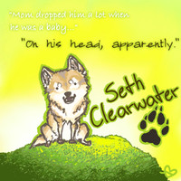 Seth Clearwater Avatar Thingy by Fuzzianna