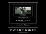 ... poster misc miscellaneous funny dwarf little people jokes