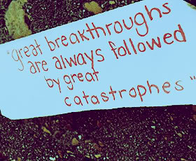 View all Catastrophes quotes