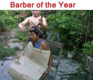 funny barber image