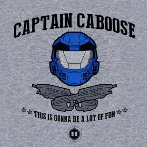 RvB Captain Caboose Shirt from $19.95