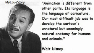 Famous Quotes By Walt Disney The Inspiring Cartoonist | My Love Story