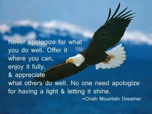 Oriah mountain dreamer