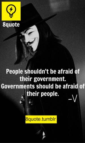 for vendetta quotes..... thk ...