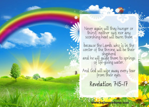image caption: Christmas Cards 2012: Inspirational Bible Verse Quotes