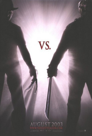 2013's Marathon: FREDDY VS. JASON (2003) - Freddy Krueger and Jason ...