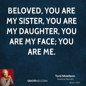 Beloved Toni Morrison Quotes Toni morrison quotes