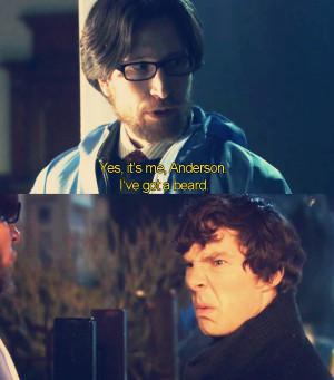 Anderson Sherlock