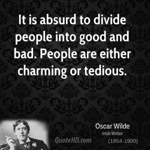 Good and Bad People Quotes
