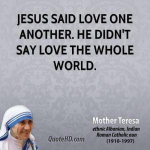 Jesus Quotes About Love Jesus quotes about love
