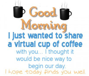 funny morning coffee quotes | Start Your Day With A Morning Coffee ...