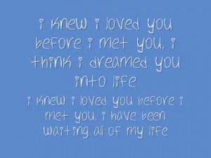 WnoxaWRTUkwzQlkx_o_i-knew-i-loved-you-before-i-met-you-lyrics.jpg