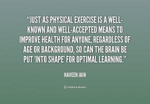 physical activity quote 2