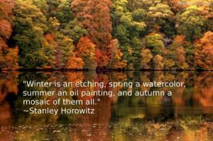 More Quotes Pictures Under: Autumn Quotes