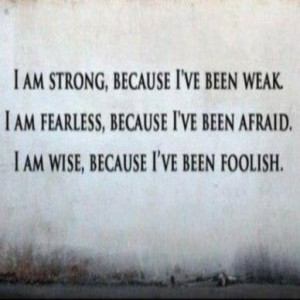 Am Strong, Fearless, Wise