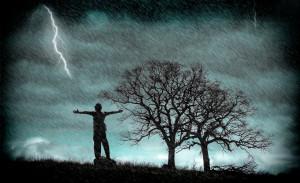 Man vs. Nature by jesidangerously