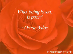 Love Quote: When The Power Of Love Overcomes…