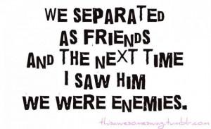 Broken Relationships Quotes