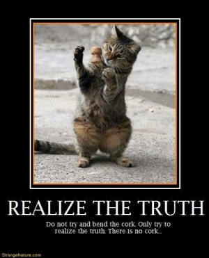 Realize The Truth, Funny Animal Quote