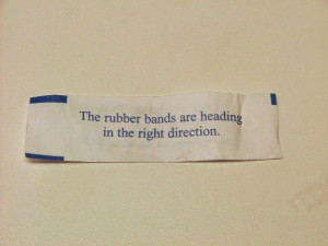 This fortune, posted by redditor othersomethings seems complete and ...
