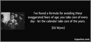 More Ed Wynn Quotes