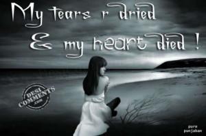 Sad Songs pain and sorrow