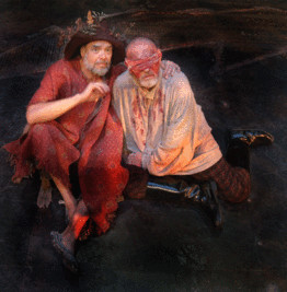 sight and blindness in king lear essay Choose one scene from the play in which blindness and sight are referenced directly by at least one character king lear essay topics on blindness.